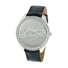 Guess Women's Ladies Watch Watch U75033L2 GUESS. $69.00. Case Diameter - 37 MM. Guess Ladies Watch Collection