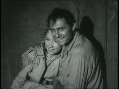 Poul Reichhardt og Tove Maës, i Det gamle guld fra 1951. Che Guevara, Actors, Actor