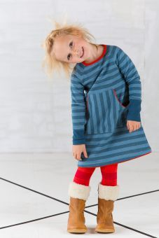 AlbaBabY Doris Dress blue