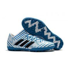 timeless design 15e5f 6dffa 2017 Adidas Nemeziz Tango 17.3 TF Botas de futbol azul negro