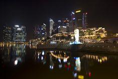 Merlion Park in #Singapore