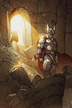 The Mighty Thor (2012) #13