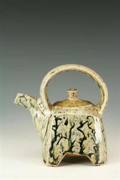 Mark Shapiro. teapot