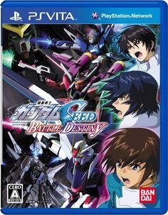 Import Mania: Gundam Seed - Battle Destiny (PS Vita JAP), italian review!