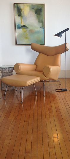Wegner's Ox Chair and Picasso On My Mind