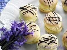 jojó fánk csokival díszítve fotó Muffin, Breakfast, Food, Recipes, Morning Coffee, Essen, Recipies, Muffins, Meals