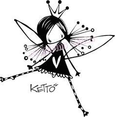 Calliope Ketto Stamping Bella Unmounted Rubber Stamp | eBay