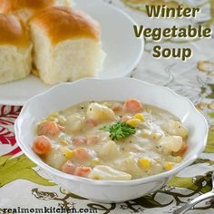 Winter Vegetable Sou