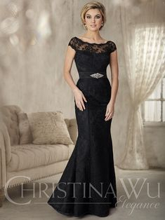 da47edc080b Check out the deal on Christina Wu Elegance 20228 Beautiful Mothers Gown  with Lace Top at