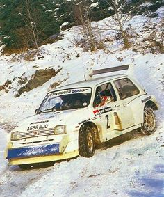 "coffeebreakexpresso: ""#Rally #Metro 6R4 #Group B """
