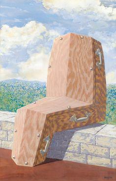Rene Magritte.
