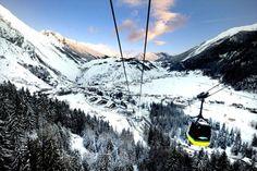 Aosta, Italy Ski and Spa Aosta Valley, Ski Touring, Scenery Photography, Ski Holidays, Vacation Destinations, Night Life, Skiing, Ski Racing, Beautiful Scenery