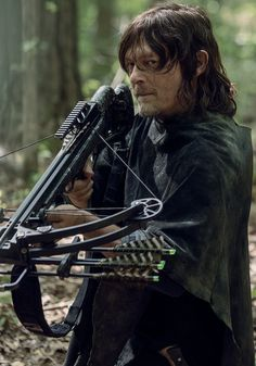 The Walking Dead - Daryl Dixon - AMCYou can find Daryl dixon and more on our website.The Walking Dead - Daryl Dixon - AMC The Walking Dead Daryl, The Walking Death, Walking Dead Season, The Walking Dead Poster, Walking Dead Wallpaper, Rick Grimes, Daryl E Carol, Daryl Twd, Norman Reedus Shirtless
