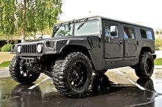 This Hummer is a Beast