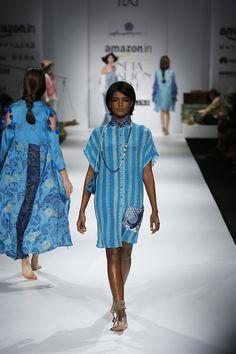 Anupamaa by Anupama Dayal at Amazon India Fashion Week spring/summer 2017