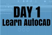 Learn-AutoCAD-Day-1