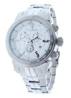 Technosport TS-1300-8 Men's Stainless Steel Swiss Chronograph Watch