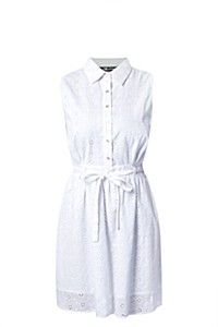 ANGLAISE SHIRT DRESS