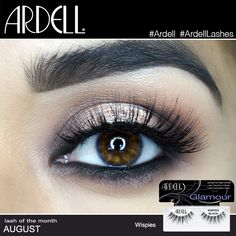 August Lash of the Month- Glamour Wispies http://ibeebz.com