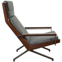 Rob Parry Lotus Chair for Gelderland, circa 1960