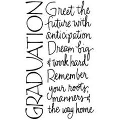 Discover and share Senior Graduation Quotes From Parents. Explore our collection of motivational and famous quotes by authors you know and love. High School Graduation, Graduation Party Decor, Graduation Gifts, Graduation Ideas, Graduation Speech, Graduation Celebration, Graduation Scrapbook, Graduation Photos, Graduate School