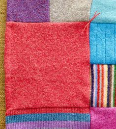 Home Projects from Old Sweaters | Design  DIY Magazine
