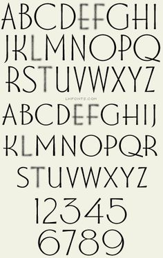 Glorietta font suitable for embroidery from dover publication 24 letterhead fonts lhf welo thin art deco fonts stopboris Gallery