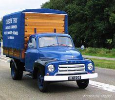 1958 Opel Blitz 1.75T-330  -