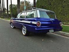 Ford : Falcon Custom Falcon Wagon