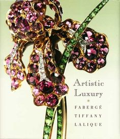 Artistic Luxury: Fabergé, Tiffany, Lalique by Stephen Harrison http://www.amazon.com/dp/0300142242/ref=cm_sw_r_pi_dp_fwARub0CEHH3E