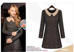 free shipping korean trench coat dresses women 2013 super sexy fashion slim style hot sale $37.95