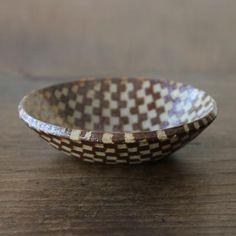 牧谷窯/練り上げオーバル小皿- dieci online shop