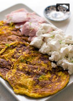 receta de cachapas venezolanas