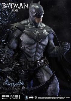 DC Comics Batman Noel Version Polystone Statue by Prime 1 St Batman Suit, Batman And Superman, Funny Batman, Batman Robin, Noel Gallagher, Black Christmas, Batgirl, Catwoman, Marvel Dc