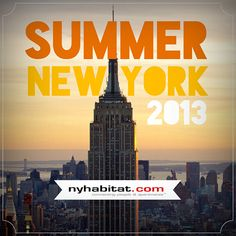 """Our """"Summer 2013 in New York Guide"""" is OUT! Check out the best events, the things to do & see this Summer in New York! What's your favorite Summer activity in NYC? Summer In Nyc, Summer Fun, Summer Time, Activities In Nyc, Summer Activities, Usa Roadtrip, Road Trip Usa, Family Trips, Family Travel"""