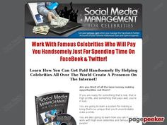 Product Name: Celebrity-Famous – Social Media Management For Celebrities   Click here to get Celebrity-Famous – Social Media Management For Celebrities at discounted price while it's still available…    All orders are protected by SSL encryption – the highest industry...