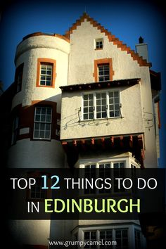 Planning a trip to Edinburgh? Check out this list of things to do in the Scottish capital: http://www.grumpycamel.com/#!12-things-to-do-in-edinburgh/chv3