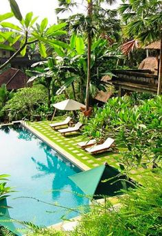 Pertiwi Resort,  Bali, Indonesia.