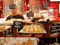 Taste the Greatest Food in Europe in San Sebastian, Spain