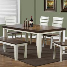 <strong>Monarch Specialties Inc.</strong> Dining Table