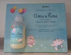 Kids shampoo, paraban free, SLES free, no more tears formula and our stylists recommend it (the ones with kids!)