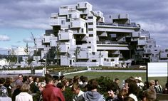 Habitat 67: Since its completion, Habitat '67 has become an architectural landmark in Montreal and Canada, and declared a historic site by Quebec in 2009
