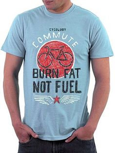 Awesome biking T-shirt