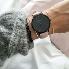 Soon online, stay tuned! #CLUSE #watch #fashion #style ##black #pink Our style inspiration for #minimalistjewelry #minimalistjewellery #minimalist #jewellery #jewelry #jewelleries #jewelries #minimalistaccessories #bangles #bracelets #rings #necklace #earrings #womensaccessories #accessories