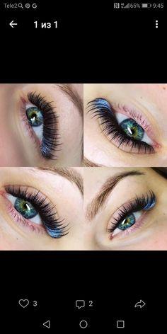 Permanent Makeup Eyebrows, Eyebrow Makeup, Eyeliner, Diy Makeup, Makeup Ideas, Eyelash Extensions Before And After, Brown Smokey Eye Makeup, Eyelash Extensions Styles, Lashes Logo