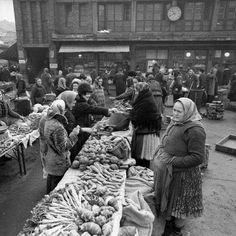 1971. Garay téri piac..