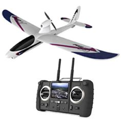 Flying Remote Controlled planes as a hobby