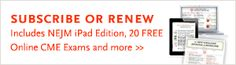 The New England Journal of Medicine: Research & Review Articles on Disease & Clinical Practice