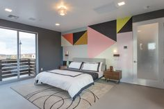 Contemporary transitional