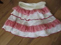 Afbeeldingsresultaat voor babyjurkje rood-wit-zwart